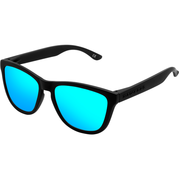 Ochelari de soare unisex Hawkers O18TR29 Carbon Black Clear Blue One Hawkers O18TR29 Carbon Black Clear Blue One