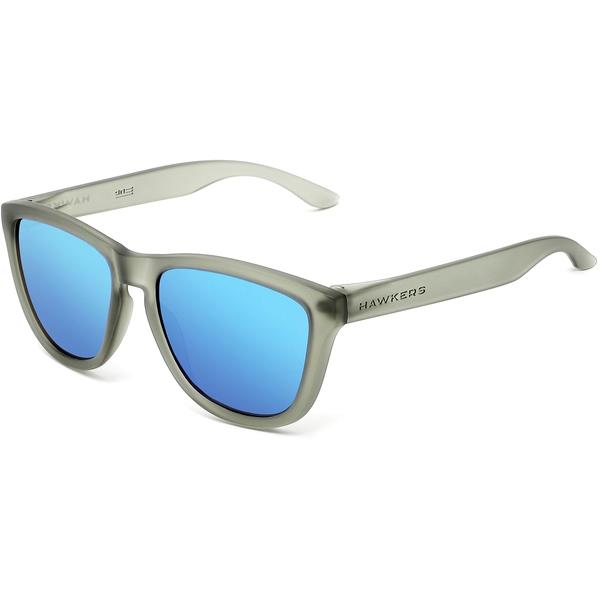 Hawkers O18TR26 FROZEN GREY CLEAR BLUE ONE Ochelari de soare unisex O18TR26 Frozen Grey Clear Blue One