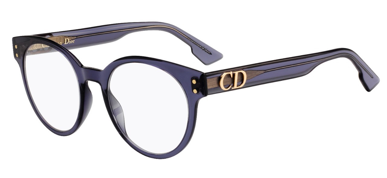 CHRISTIAN DIOR (20) (S) DIORCD3 PJP 49 20 BLUE