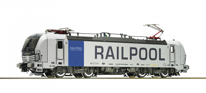 Roco 73915 Locomotivă electrică 193 Railpool