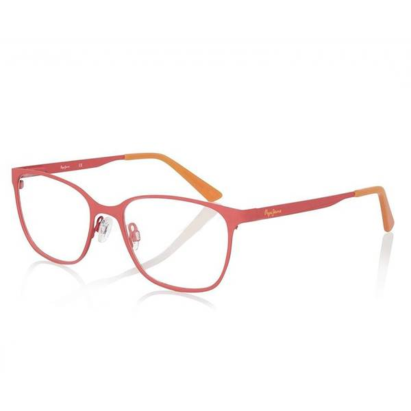 Pepe Jeans JUSTIS 1200 C6 Rame ochelari de vedere unisex PEPE JEANS RED 52