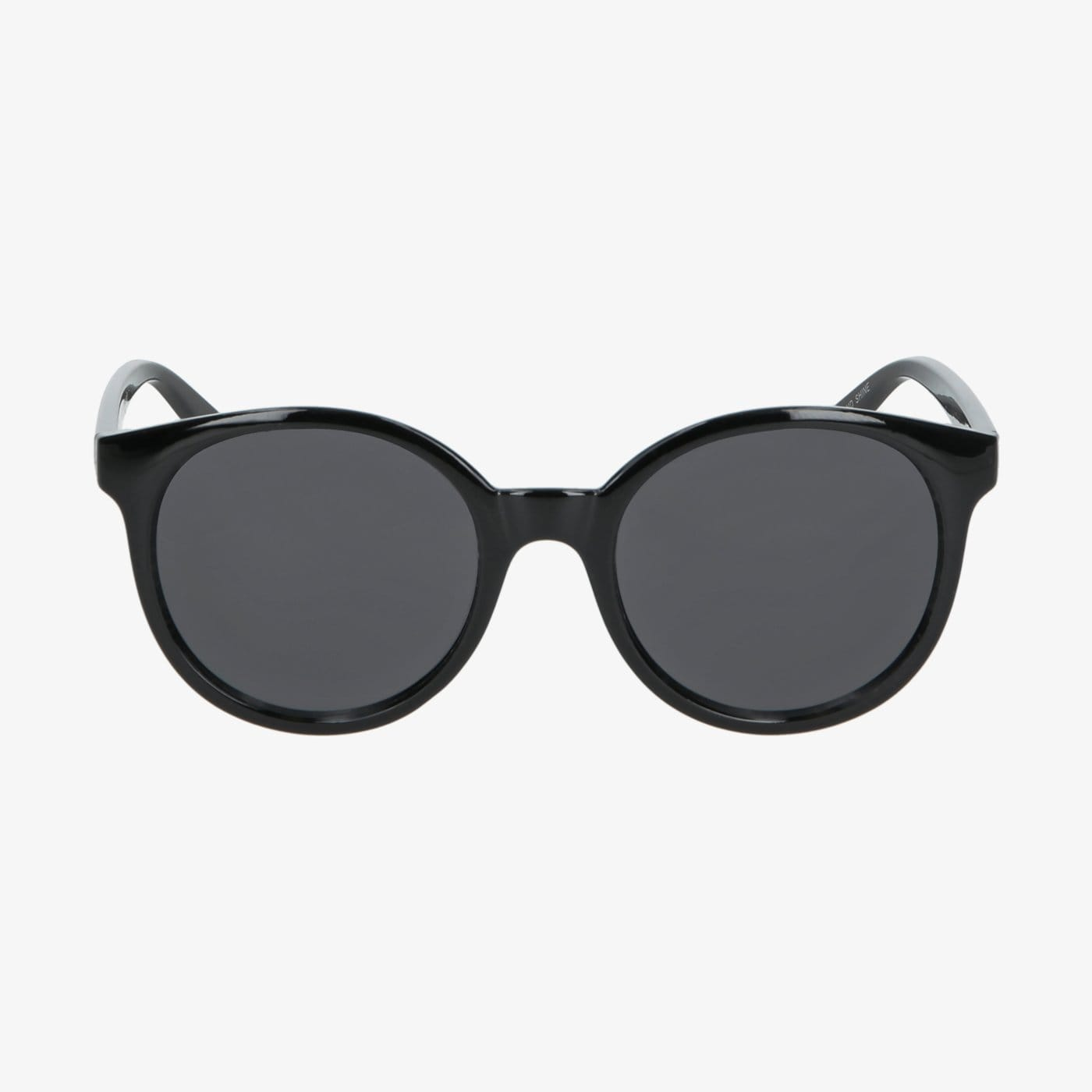 VANS OCHELARI WM RISE AND SHINE SUNGLASSES BLACK/SMOKE LENS