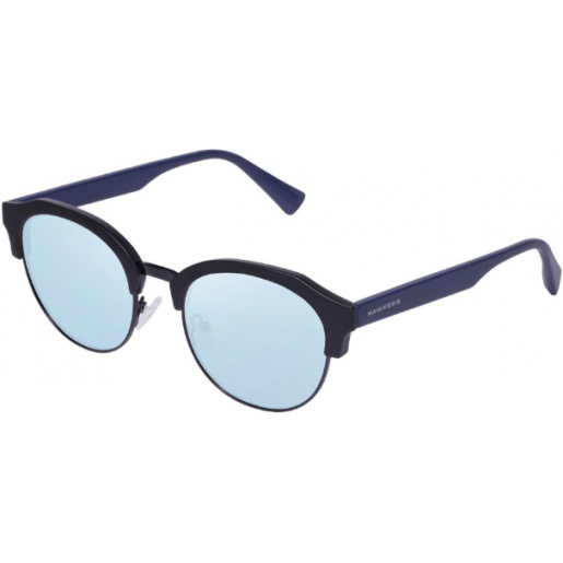 Hawkers ROCTR06 BLACK NAVY BLUE CHROME CLASSIC ROUNDED SUN HAWKERS (19) ROCTR06 BLACK NAVY BLUE CHROME CLASSIC ROUNDED - albastru - albastru