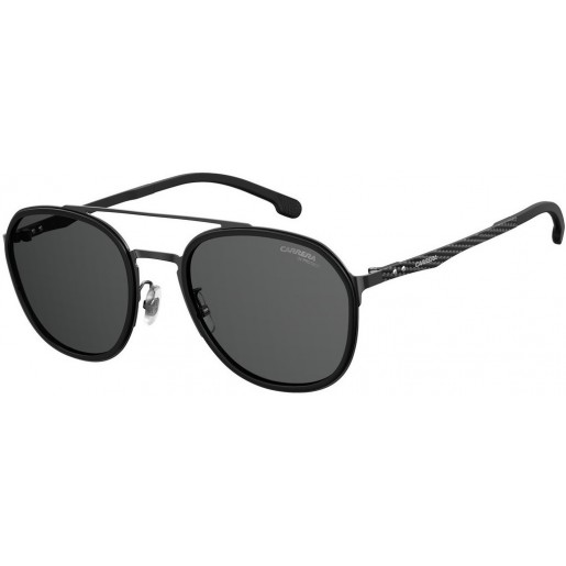 SUN CARRERA (20) (S) 8033/GS V81 54 IR DARK RUTH BLACK - negru - gri