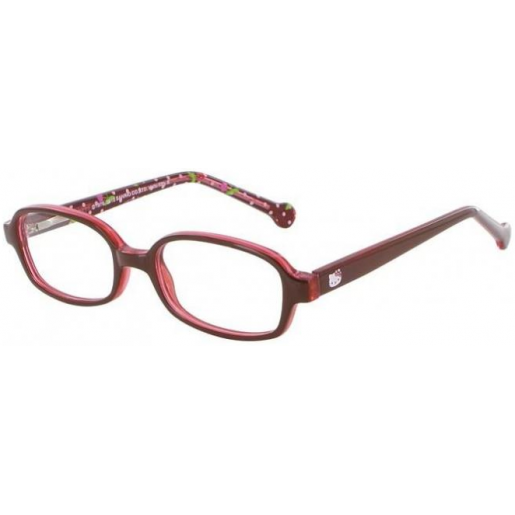 HELLO KITTY K HE II001 C12 DARK PINK P