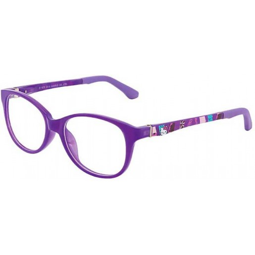 HELLO KITTY (18) HK GG019 C08 PURPLE CAT EYE